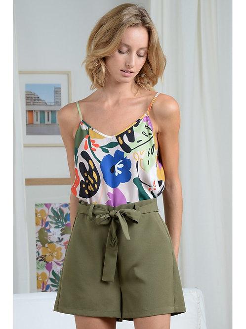 Molly Bracken   Flare Shorts
