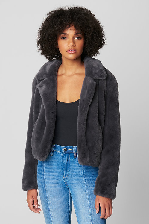 Blank NYC | Cosmic High Faux Fur Jacket