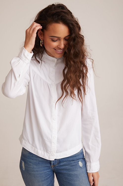 Bella Dahl | Button Front Prairie Shirt
