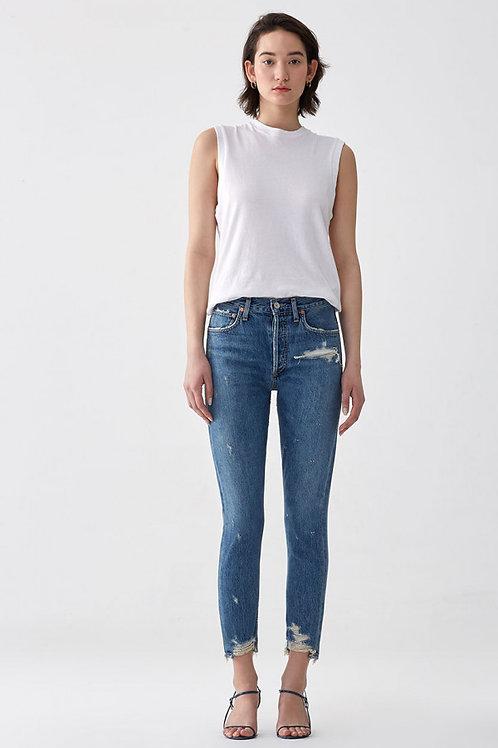 AGOLDE | Jamie Hi Rise Classic Jean