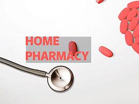 Фото: Домашняя аптека- HOME PHARMACY Essens