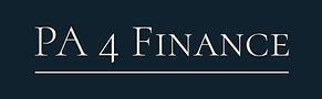 PA 4 Finance logo