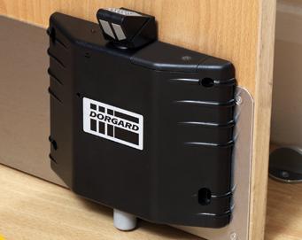 Dorgard, Wireless Fire Door Retainer