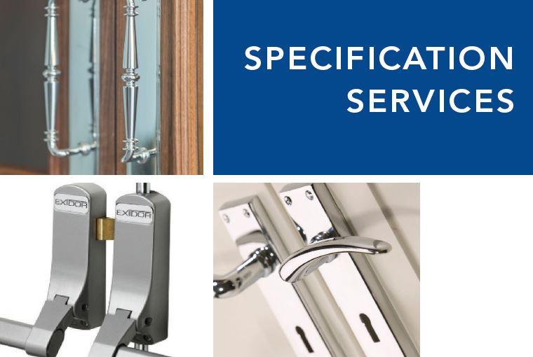 Spiller Specification Services