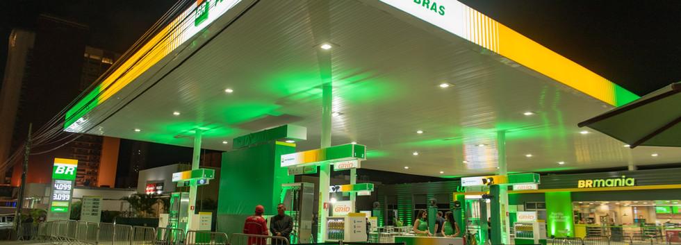 Inauguração Petrobras