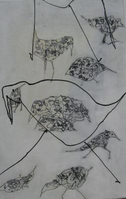 20 x 30 cm, 2010, Serie (2)