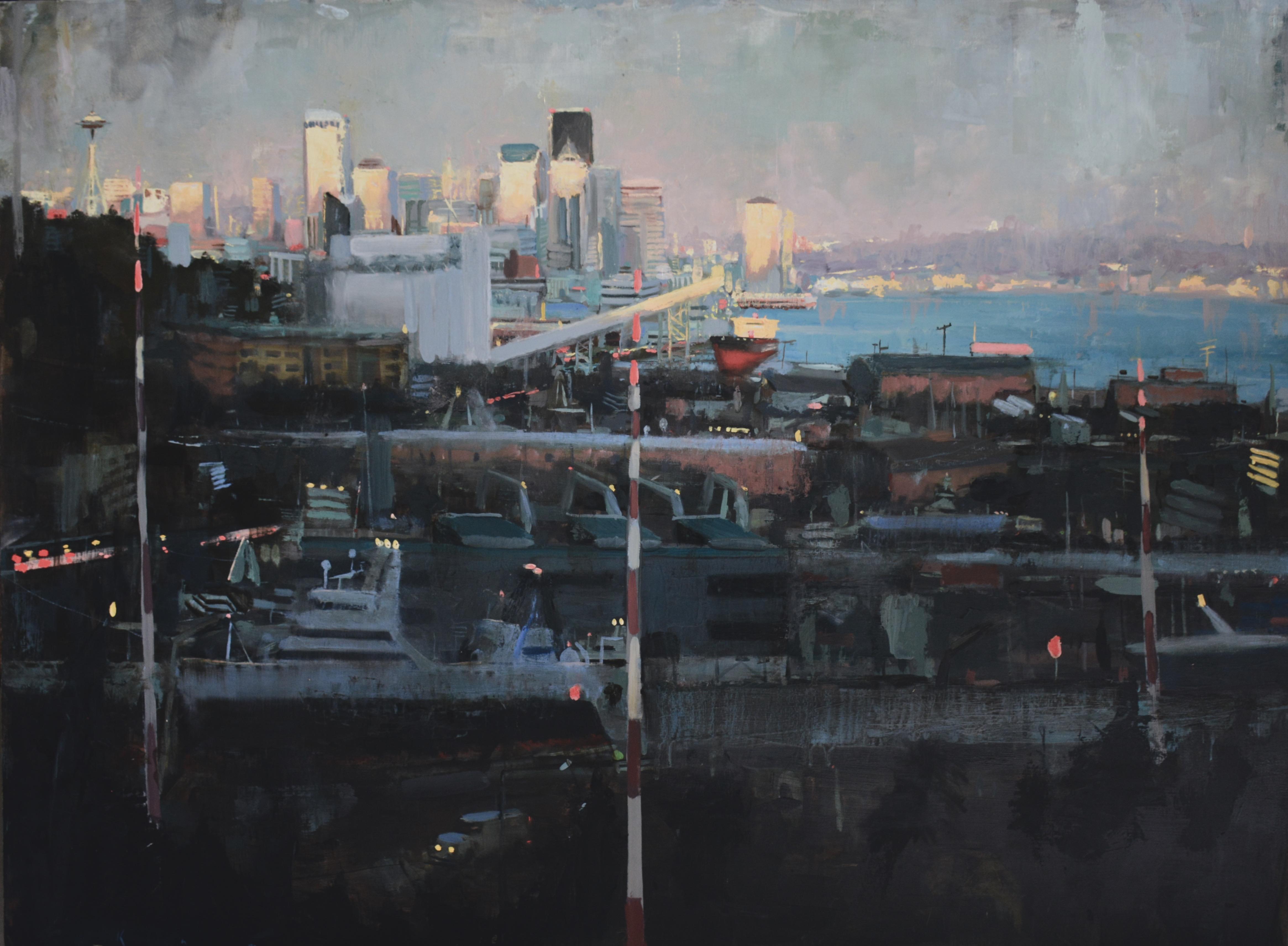 Dusk: Seattle