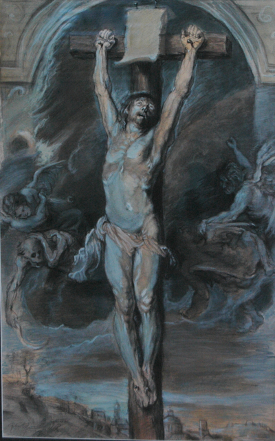 Crucifixtion after Rubens.jpg