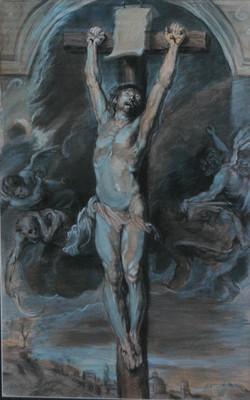 Crucifixtion after Rubens.jpg