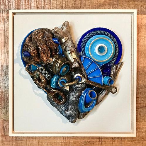 Blue Heart II