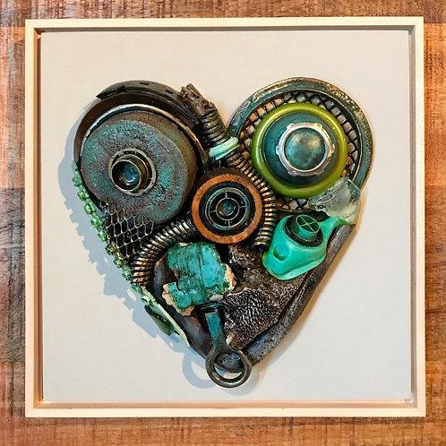 Deep Sea Diver II Heart