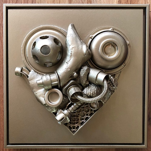 Reflective Heart