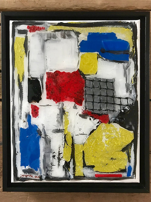 Nod To Mondrian