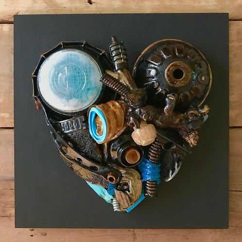 Deep Sea Diver Heart