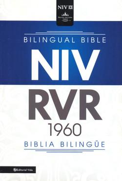 Biblia Bilingüe - NIV - RVR1960