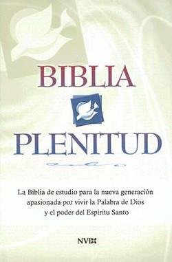 Biblia Plenitud - NVI
