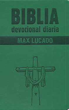 Biblia devocional diaria - Max Lucado