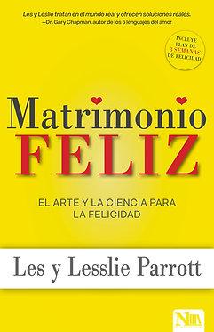 Matrimonio feliz - Les y Leslie Parrot