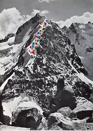 Zuckerguss am Piz Bernina