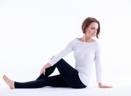Hormonální jógová terapie - srpen 2020