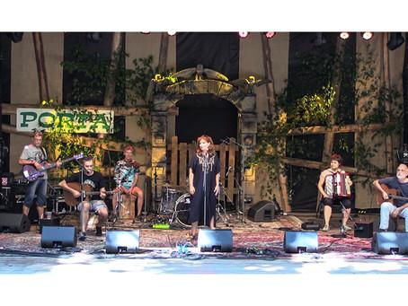 Koncert YAKKA - folkrocková skupina