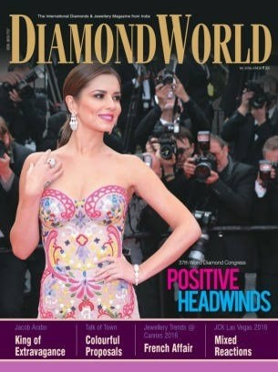 Diamond World Magazine