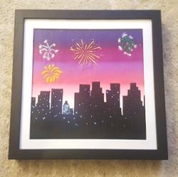 Skyline Celebration