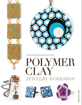 Polymer Clay Jewellery Workshop Cover.jp
