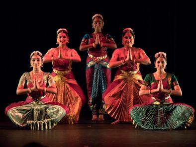 Upahaar Dance Company - Bharatanatyam
