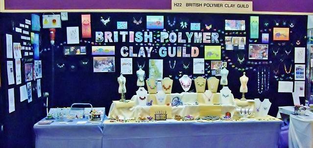 BPCG Stand at HobbyCrafts Show, NEC, Birmingham