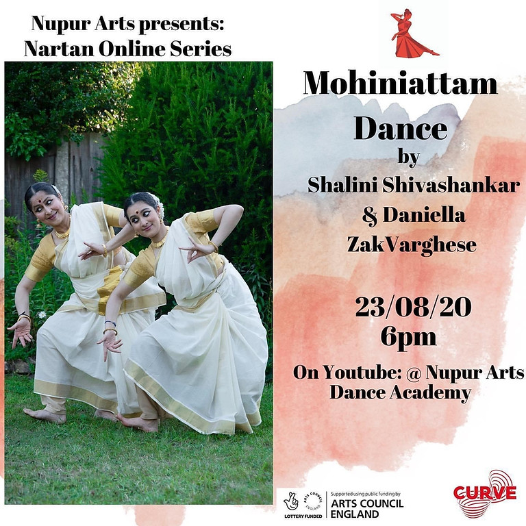 Mohiniattam for Nartan Online Series