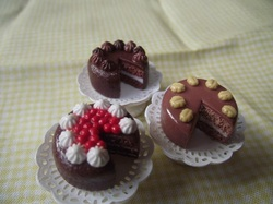 Choclate cakes