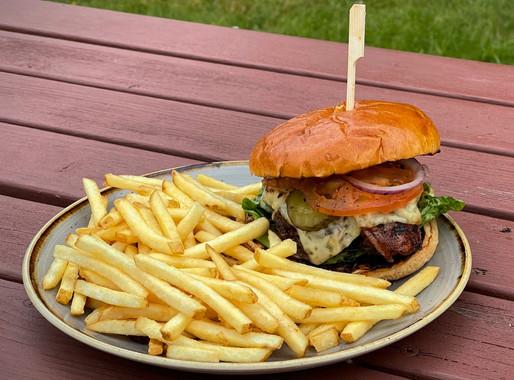 6oz Beef Burger