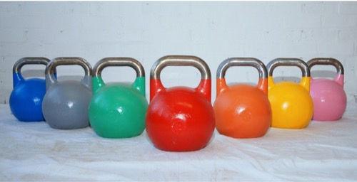 Advanced Weights Class