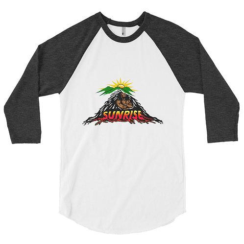 Sunrise Men's 3/4 sleeve raglan shirt