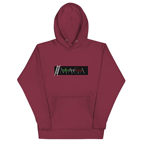 MAGA (Mexicans Aren't Going Anywhere) Unisex Hoodie
