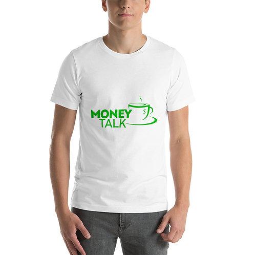 Money Talk #2 Short-Sleeve Unisex T-Shirt