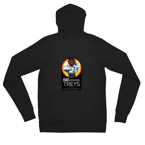 Fat Trey's #2 Unisex zip hoodie