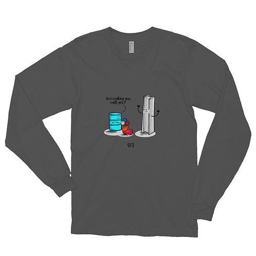 9/11 SCW Long sleeve t-shirt
