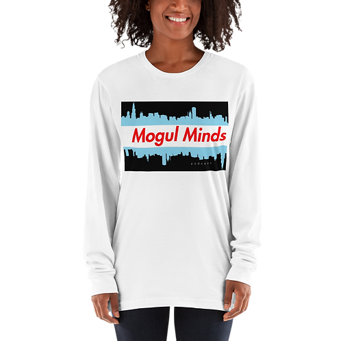 """Mogul Minds"" Skyline Tee"