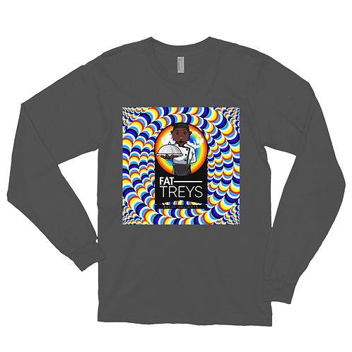 Fat Trey's #2 Long sleeve t-shirt