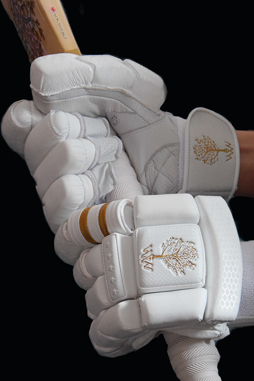 Willow Twin 5 Star Batting Gloves
