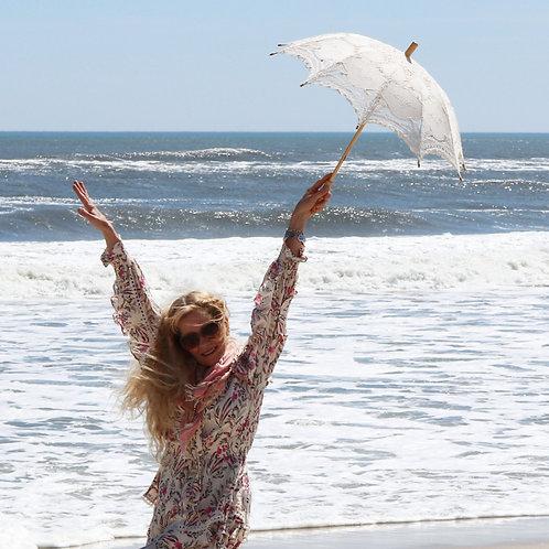 Gorgeous Batten Lace Parasols / UV Umbrellas