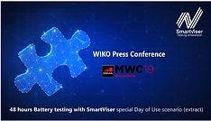 Wiko Press Conf
