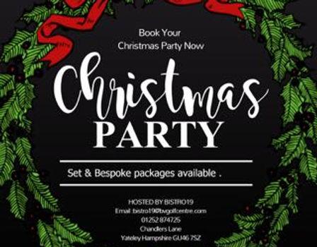 Bistro19 Christmas menu.JPG