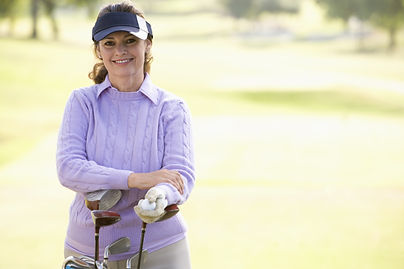 Portrait Of A Female Golfer.jpg