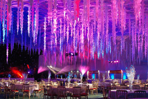 Ice Party Theme
