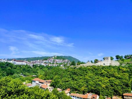 O zi in Veliko Tarnovo
