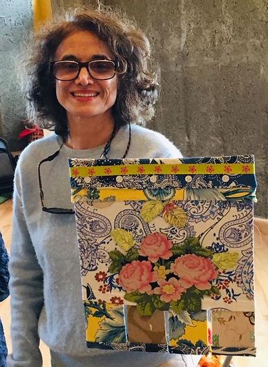 Vicki's Art Student