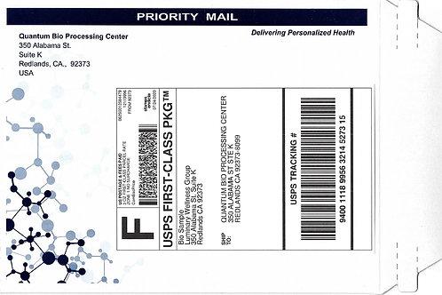 Pre-Stamped Bio-Sample Mailer